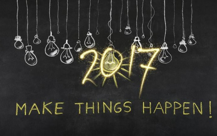 Resolutions for New Year 2017